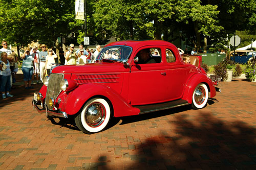 Concours D Elegance >> Ford 5 Window Coupe 1936